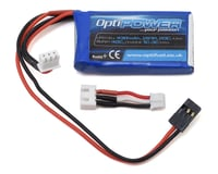 Optipower 2S 20C LiPo Receiver Battery (7.4V/430mAh)