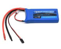 Optipower 2S 40C LiPo Receiver Battery Pack (7.4V/3500mAh)