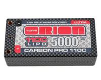 Team Orion 2S Carbon Pro Ultra 110C LiPo Shorty Battery (7.4V/5000mAh)