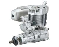 O.S. .55AX ABL Glow Airplane Engine w/E3071 Muffler & 40K Carburetor