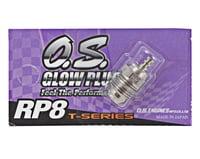 "O.S. RP8 Turbo Glow Plug ""Cold"""
