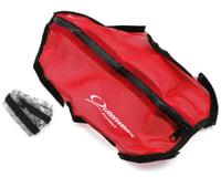 Outerwears Short Course Truck Shroud w/Zipper (Slash 4x4) (Red)