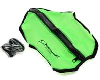 Outerwears Short Course Truck Shroud w/Zipper (Slash 4x4) (Lime Green)