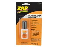 Pacer Technology Plasti-Zap CA Glue w/Brush Applicator (Medium) (0.25oz)