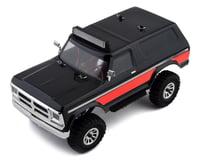 Panda Hobby Tetra X2 1/18 RTR Scale Mini Crawler w/2.4GHz Radio (Black/Red)