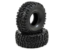 "Pit Bull Tires Rock Beast II 2.2"" Scale Rock Crawler Tires (2) (No Foam)"