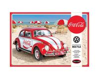 Round 2 Polar Lights 1/24 Volkswagen Beetle, Coca-Cola Snap 2T
