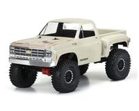 """Pro-Line 1978 Chevy K-10 12.3"""" Rock Crawler Body (Clear) (Traxxas TRX-4)"""