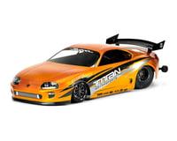 Pro-Line 1995 Toyota Supra Short Course No Prep Drag Racing Body (Clear) (Losi 22S Drag)