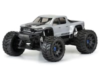Pro-Line Ram 1500 TRX Pre-Cut Monster Truck Body (Clear) (Traxxas X-Maxx)