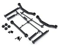 Pro-Line Extended Front & Rear Body Mounts (Slash 4x4) (Traxxas Slash 4x4 Ultimate)