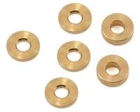 PSM 3x7.5mm Brass Spacer Set (Gold) (6)