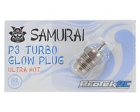 ProTek RC O.S. P3 Samurai 321B Turbo Glow Plug (Ultra Hot)
