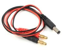ProTek RC Transmitter Charge Lead (DC Plug to 4mm Banana Plugs)