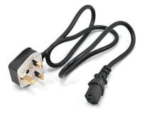 "ProTek RC ""Type G"" Power Cord (UK, Ireland, Hong Kong & other eastern regions)"