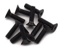 "ProTek RC 4x15mm ""High Strength"" Flat Head Screws (10)"