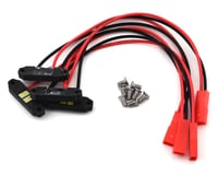 Powershift RC Technologies Axial SCX10 III Jeep Wrangler JL Rock Light Kit
