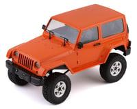 RC4WD Gelande II RTR 1/18 Scale Mini Crawler w/Black Rock Body Set (Orange)