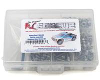 RC Screwz Arrma Fury 1/10th Short Course Stainless Steel Screw Kit