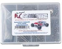 RC Screwz SS Screw Kit DTX Evader EXT2.4