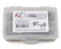 RC Screwz HB Racing D817 Nitro Stainless Steel Screw Kit