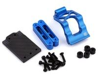 R-Design DR10 V2 Wheelie Bar Mount (Blue)