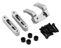 R-Design 22 Laydown Transmission Wheelie Bar Mount V2 (Raw)