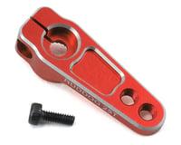 Ruddog Aluminum Servo Horn (Red) (25T-ProTek/Ruddog/Savox)