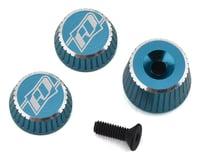 Revolution Design M17 Dial & Nut Set (Light Blue)