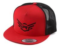 REDS Flexfit Hat (Black/Red)