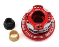 "REDS 34mm ""Tetra"" V3 Aluminum Off-Road Adjustable 4-Shoe Clutch System"