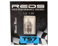 REDS TS7 Turbo Special On-Road Glow Plug (Cold) (Japan)