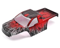 Redcat Everest-10 Pre-Painted Rock Crawler Body (Red)