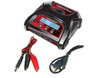 Redcat Hexfly HX-403 Dual Port AC/DC LiPo/LiFe Battery Charger