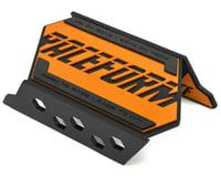 Raceform Lazer Car Stand (Orange)