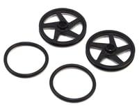 RJ Speed O-Ring Wheels 2 (Black) (2)
