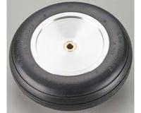 "Robart Aluminum Wheel No Spoke with Tire, 5"""