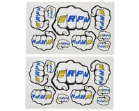 RPM Fist Logo Decal Sheets