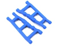 RPM Traxxas Slash 4x4 Ultimate Front or Rear A-arms (Blue)