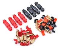 RCPROPLUS Pro-S6 Supra X Battery Connector (4 Sets) (8~10AWG)