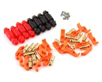 """RCPROPLUS DC6 """"Solderless"""" Supra X Battery Connector Set (4 Sets)"""