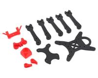 """RaceTek RCCrazed Slim Phast 4"""" Complete Frame Kit"""