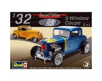 Revell Germany 1/25 '32 Ford 5 Window Coupe 2 'n 1