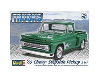 Revell Germany 1/25 '65 Chevy Stepside Pickup 2 'n 1