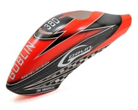 SAB Goblin 380 Canopy (Red/Black)