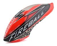 SAB Goblin Fireball 280 Fiberglass Canopy (Red) (Goblin Fireball)