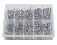 Samix Long Stainless Steel M3 Screw Set w/Plastic Box (300)