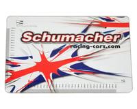 Schumacher CAT SX3 6mm Glass Set Up Board (40x30cm)