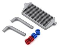 Sideways RC Scale Drift Full Intercooler Kit (Silver) (Medium)