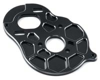 "Schelle Racing B5M ""4 Gear"" Vented Motor Plate (Black)"